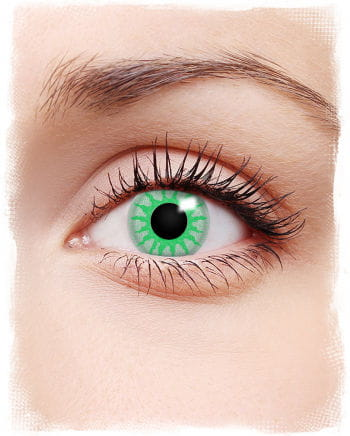 Solar Contact Lenses Green