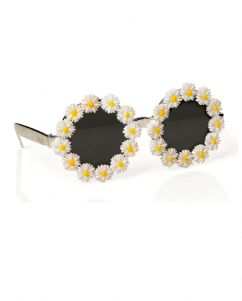 Sunglasses With Daisies