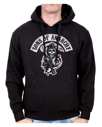 Sons of Anarchy Death Reaper Hoodie