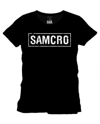 Sons of Anarchy T-Shirt Samcro