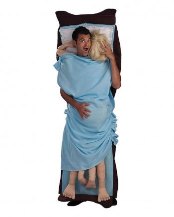 Ertappt im Doppelbett Kostüm