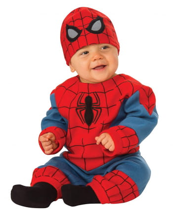 Babykostüm Spiderman