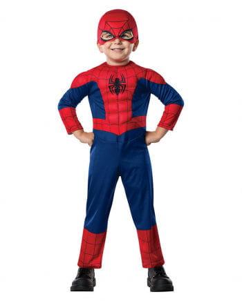 Muskel Kleinkinderkostüm Spiderman