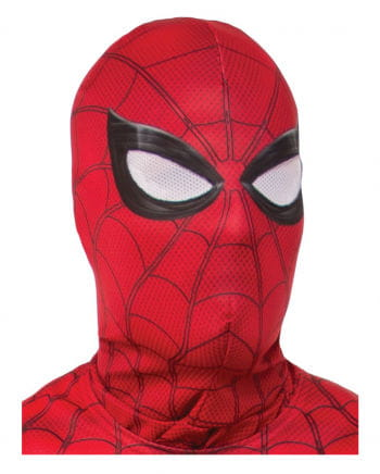 spiderman stoffmaske f r erwachsene kaufen karneval universe. Black Bedroom Furniture Sets. Home Design Ideas