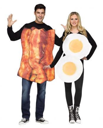 Bacon & Eggs Partnerkostüm
