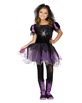 Spider Queen Children Costume