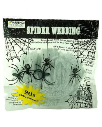 Cobweb 20gr white.