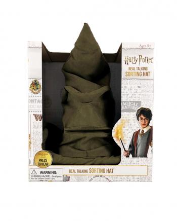 Talking Hat Animatronic Harry Potter