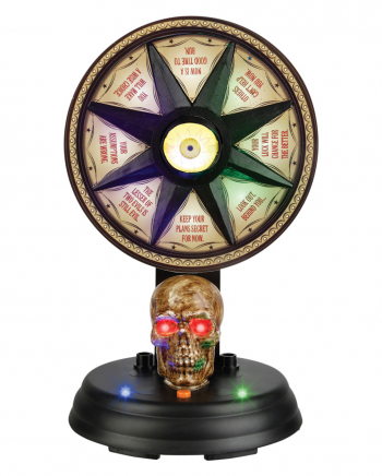 Mystic Wheel Animatronic