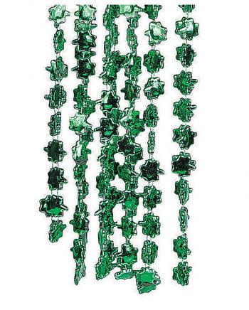 Irisches Kleeblatt Halsketten Set
