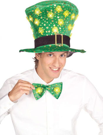 St. Patrick`s fly with LED