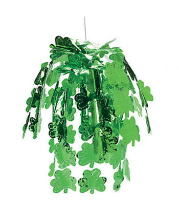 St. Patrick's Day cloverleaf hanging decoration