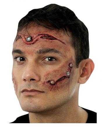 Frankenstein wounds Set 3 pieces