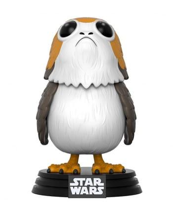 Star Wars 8 Porg Funko Pop! Bobble-head Figure