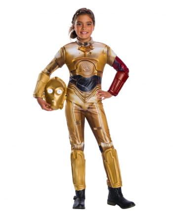Star Wars C-3PO Kinderkostüm Deluxe