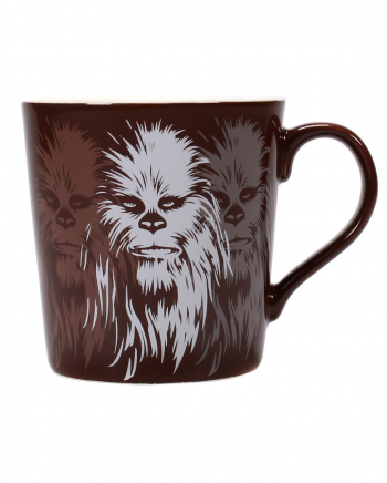 Star Wars Chewbacca Wookie Cup