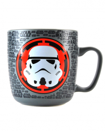 Star Wars Stormtrooper Relief Tasse