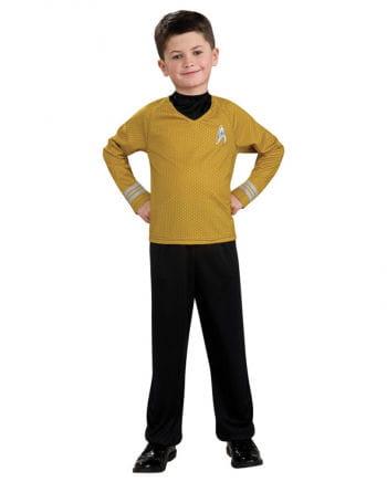 Star Trek Captain Kirk Child Costume