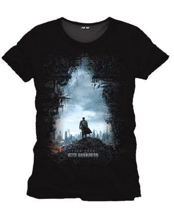 Star Trek Into Darkness Cover T-Shirt