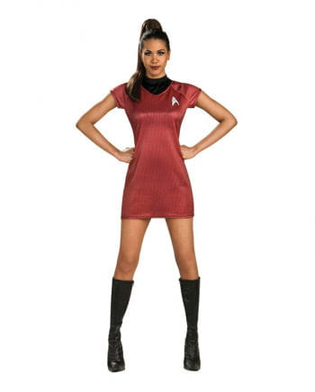 Star Trek Uhura costume for women