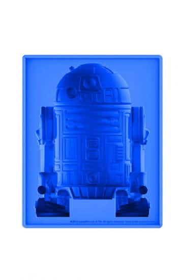 Krieg der Sterne Silikon-Form R2-D2