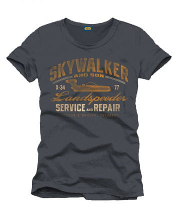 Star Wars T-Shirt Skywalker and Son