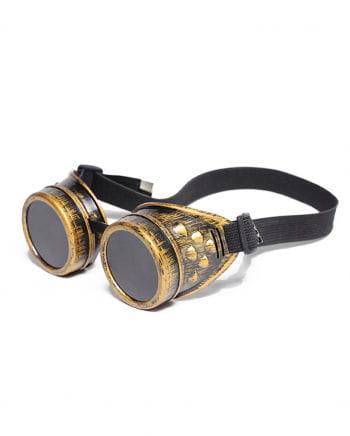 Steampunk Glasses Brass