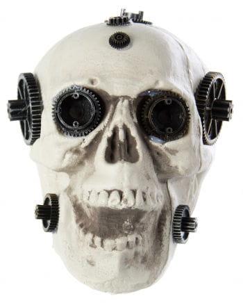 Steampunk Dead Skull