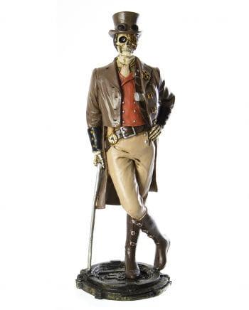 Steampunk Gentleman Figure