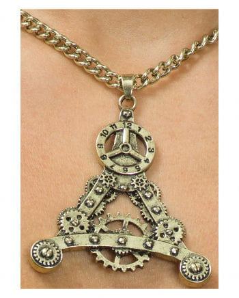 Eiffelturm Steampunk Halskette