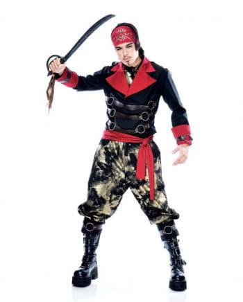 Apocalyptischer Pirat Kostüm L