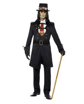 Steampunk Vampire Costume
