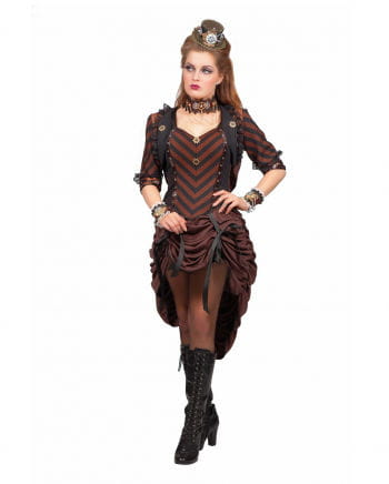 Steampunk Dress mit Bolero