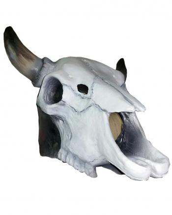 Stierschädel Halloween Maske