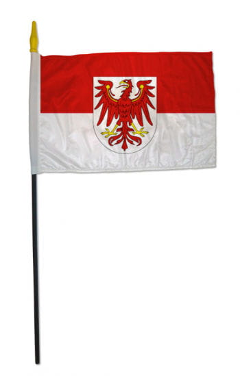 kl. Stock Flag Brandenburg