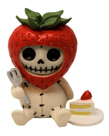 Strawberry - Furrybones Figure Small