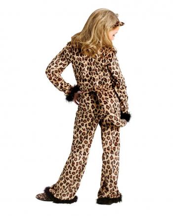 Niedlicher Leopard Kinderkostüm