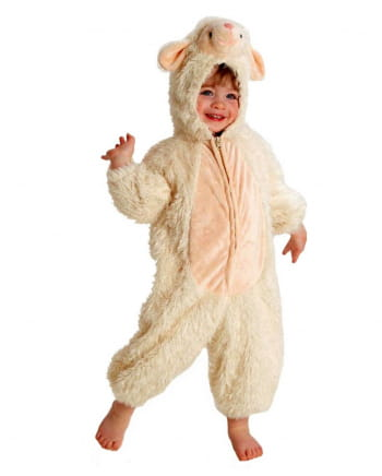 Sweet Sheep Child Costume