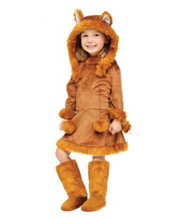 Kleinkindkostüm niedlicher Fuchs