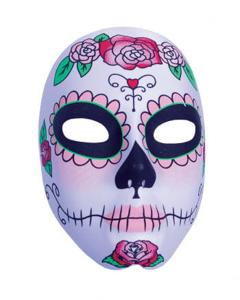 Sugar Skull Maske Catrina