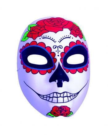 """""""Day of the Dead"""" Catarina Maske mit Rosen"""
