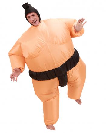 Sumo wrestler costume inflatable