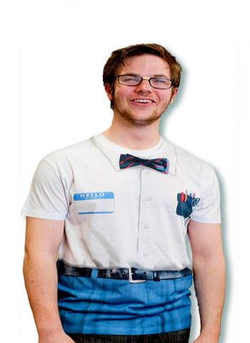 Super Nerd Shirt XL