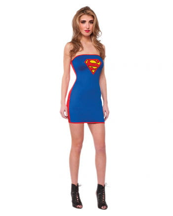 Supergirl Stretch-Minikleid