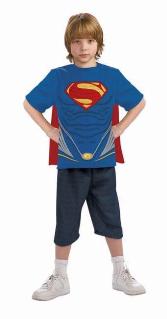 Kinder Kostüm Supermann