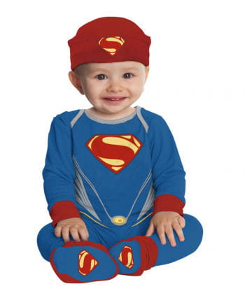 Superman Baby Costume 5-piece