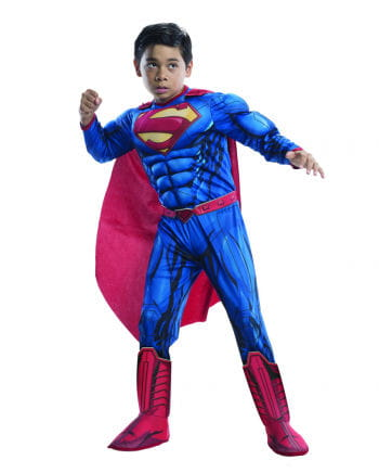 DLX Superman Kinderkostüm