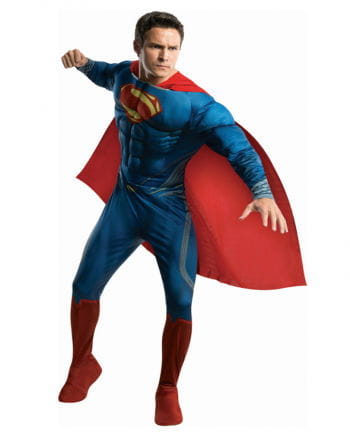 Superman Deluxe Costume Plus Size