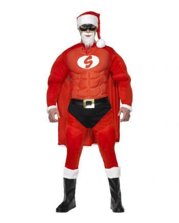 Muskel Santa Claus Kostüm