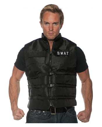 SWAT costume vest for men